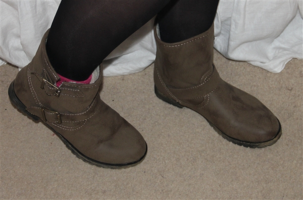 nieuwe schoentjes