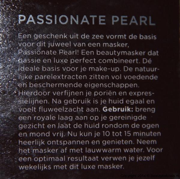 passionate pearl