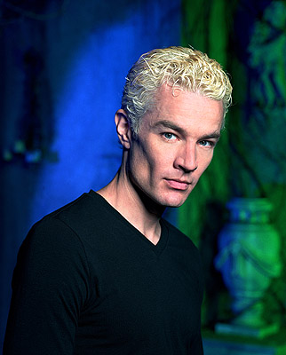 James Marsters Photo: Andrew MacPherson/UPN.
