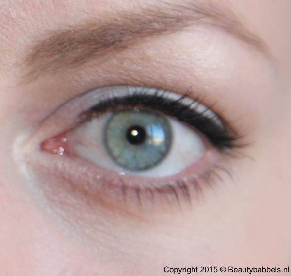 zonder oogpotlood